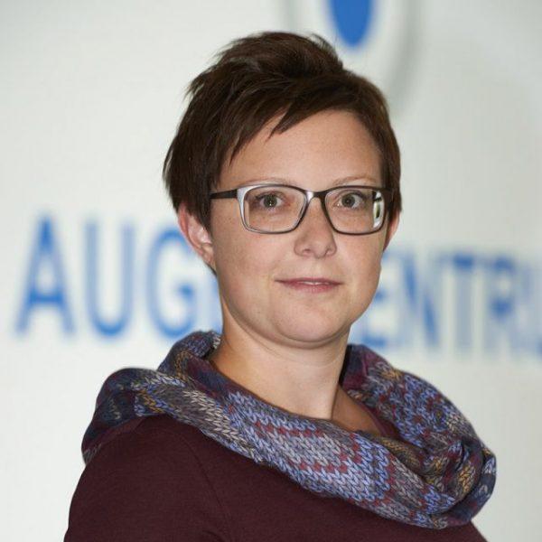 Alexandra Wukitsevits - Augenzentrum Güssing