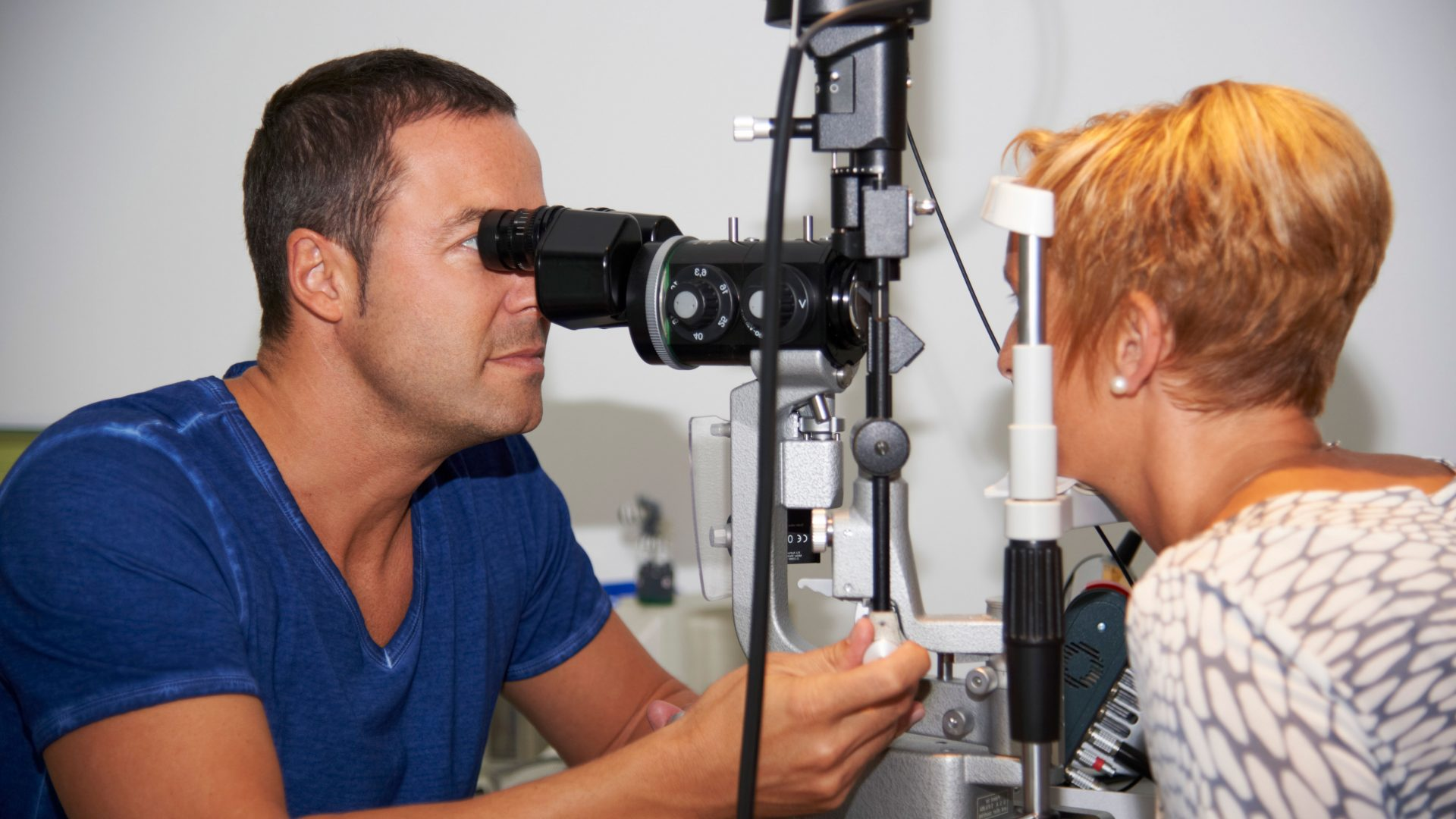 Behandlung Grüner Star - Augenzentrum Güssing