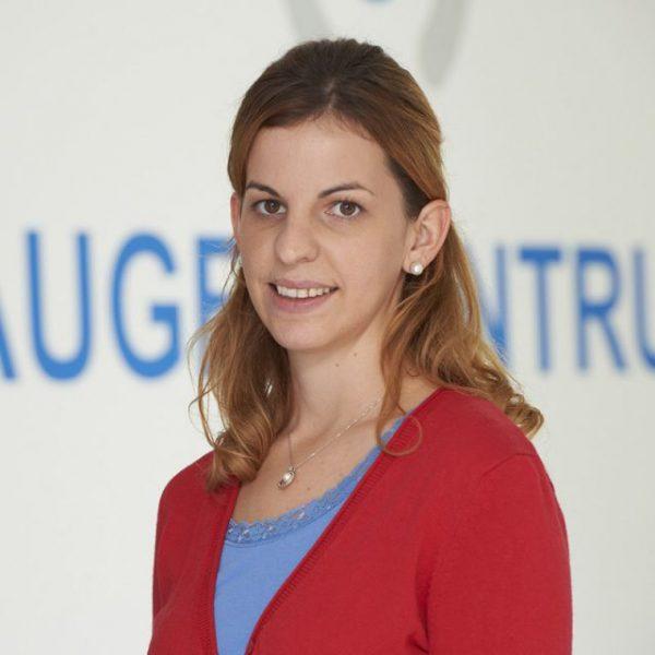 Jacqueline Meister - Augenzentrum Güssing